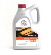 Оригинальное моторное масло Toyota Advanced Fuel Economi 0W-20 08880-83265 (08880-83264)