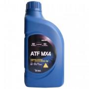 Оригинальное трансмиссионное масло Hyundai / KIA MOBIS ATF MX4 JWS 3314 (04500-00130)