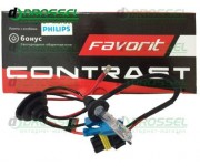 Contrast Ксеноновая лампа Contrast Favorit 35Вт для стандартных цоколей