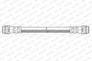 Тормозной шланг FERODO FHY2208