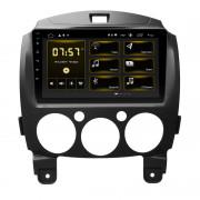 Штатная магнитола Incar DTA-0235 DSP для Mazda 2 (2007-2014) Android 10