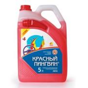 Verylube Жидкость для стеклоомывателя Verylube Red Penguin (Лето)