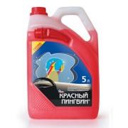 Жидкость для стеклоомывателя Verylube Red Penguin до -22 С (Зима)