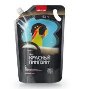 Жидкость для стеклоомывателя Verylube Red Penguin до -32 С (Зима) 2л ХВ 50001