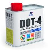 Тормозная жидкость Xado (Хадо) DOT 4