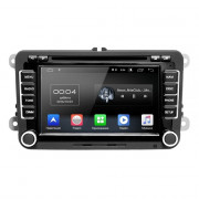 Штатная магнитола AudioSources T150-610SR DSP для Volkswagen Universal (Android 9.1)