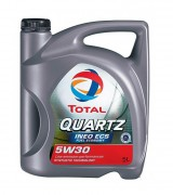 Моторное масло Total Quartz Ineo ECS 5w30
