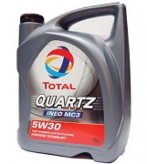 Моторное масло Total Quartz Ineo MC3 5w-30
