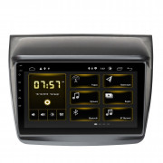 Штатная магнитола Incar DTA-6121 DSP для Mitsubishi Pajero Sport (2008-2015), L200 (2006-2015) Android 10