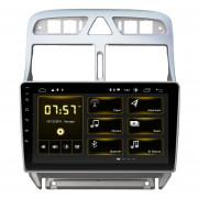 Штатная магнитола Incar DTA-7002 DSP для Peugeot 307 (Android 10)