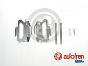 Монтажный комплект тормозных колодок AUTOFREN D42395A