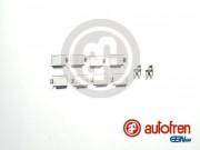 Монтажный комплект тормозных колодок AUTOFREN D42399A