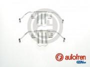 Монтажный комплект тормозных колодок AUTOFREN D42477A