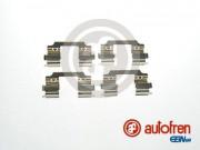 Монтажный комплект тормозных колодок AUTOFREN D42478A