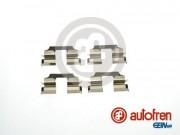 Монтажный комплект тормозных колодок AUTOFREN D42400A