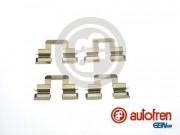 Монтажный комплект тормозных колодок AUTOFREN D42465A