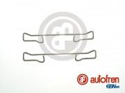 Монтажный комплект тормозных колодок AUTOFREN D42345A
