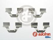 Монтажный комплект тормозных колодок AUTOFREN D42684A