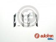 Монтажный комплект тормозных колодок AUTOFREN D42337A