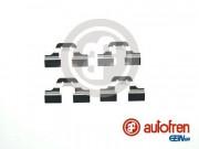 Монтажный комплект тормозных колодок AUTOFREN D42342A
