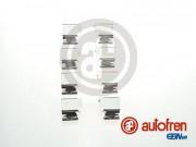 Монтажный комплект тормозных колодок AUTOFREN D42343A