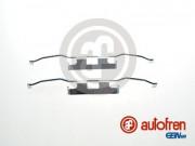 Монтажный комплект тормозных колодок AUTOFREN D42349A