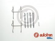Монтажный комплект тормозных колодок AUTOFREN D42351A