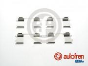 Монтажный комплект тормозных колодок AUTOFREN D42384A