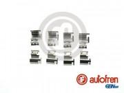 Монтажный комплект тормозных колодок AUTOFREN D42404A