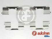 Монтажный комплект тормозных колодок AUTOFREN D42467A