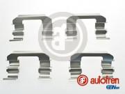 Монтажный комплект тормозных колодок AUTOFREN D42486A