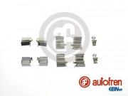 Монтажный комплект тормозных колодок AUTOFREN D42545A