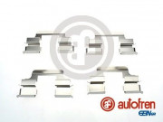Монтажний комплект гальмівних колодок AUTOFREN D42548A