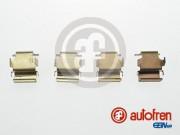 Монтажный комплект тормозных колодок AUTOFREN D42560A