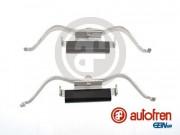Монтажный комплект тормозных колодок AUTOFREN D42576A