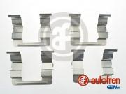 Монтажний комплект гальмівних колодок AUTOFREN D42633A