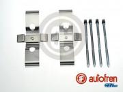 Монтажный комплект тормозных колодок AUTOFREN D42679A