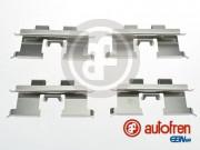 Монтажный комплект тормозных колодок AUTOFREN D42689A