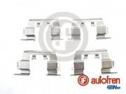 Монтажный комплект тормозных колодок AUTOFREN D42690A