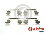 Монтажный комплект тормозных колодок AUTOFREN D42958A
