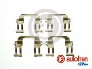 Монтажный комплект тормозных колодок AUTOFREN D42970A