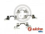 Монтажний комплект гальмівних колодок AUTOFREN D42908A