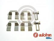 Монтажный комплект тормозных колодок AUTOFREN D42960A