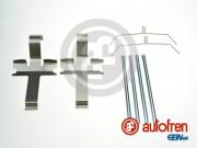 Монтажный комплект тормозных колодок AUTOFREN D43029A
