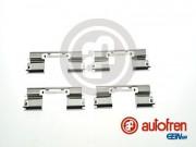 Монтажний комплект гальмівних колодок AUTOFREN D42874A