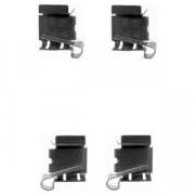 Монтажный комплект тормозных колодок DELPHI LX0390