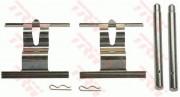 Монтажный комплект тормозных колодок TRW PFK505