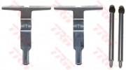 Монтажный комплект тормозных колодок TRW PFK506