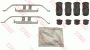 Монтажный комплект тормозных колодок TRW PFK706