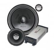 Акустическая система German Maestro ES 804010 (3-х полосная компонентная / коаксиальная система)